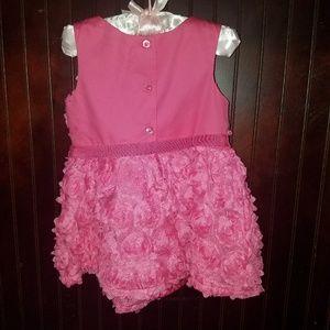 Children's Place Dresses - Tropical Rose floral toddler dress